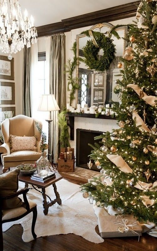 christmas decorations ideas for living room. Christmas Living Room Decor Ideas  46 50