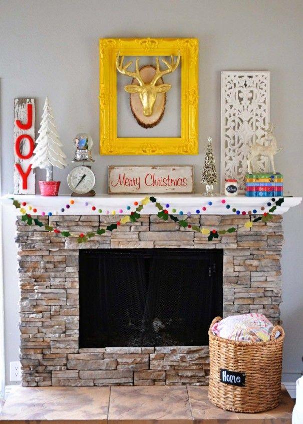 Christmas Living Rooms Decor