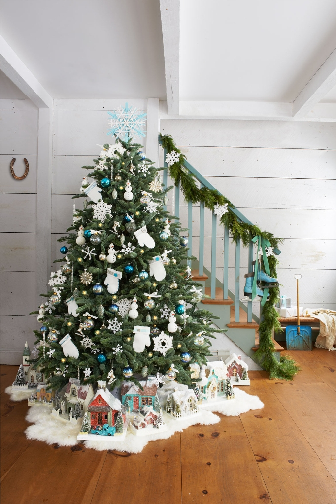 50 christmas tree decoration ideas - Christmas tree decorating best ideas ...