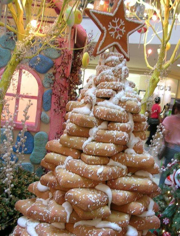 Christmas Candy Cane Tree THewowdecor