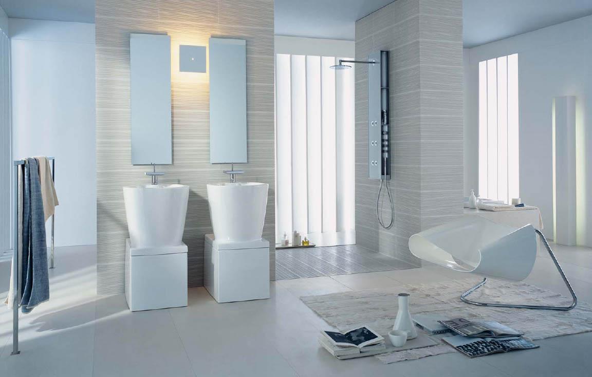 Classy Bathroom Design