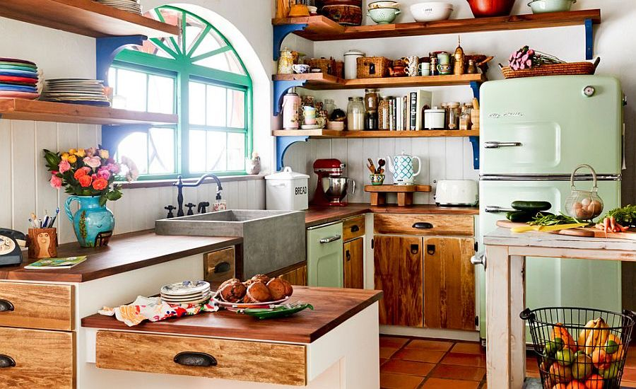 Eclectic Kitchen Design Ideas (1)