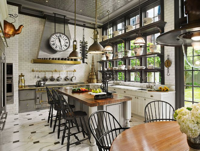 15 Inspiring Design Ideas: 35 Inspiring Eclectic Kitchen Design Ideas