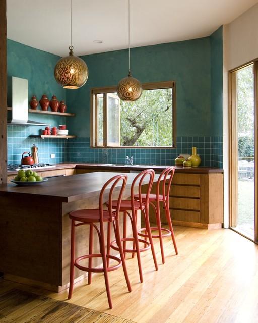 Eclectic Kitchen Design Ideas (3)