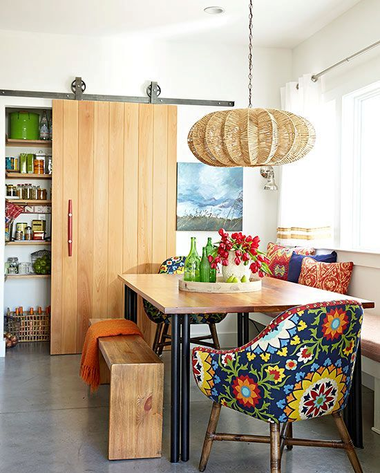 Eclectic Kitchen Design Ideas (33)
