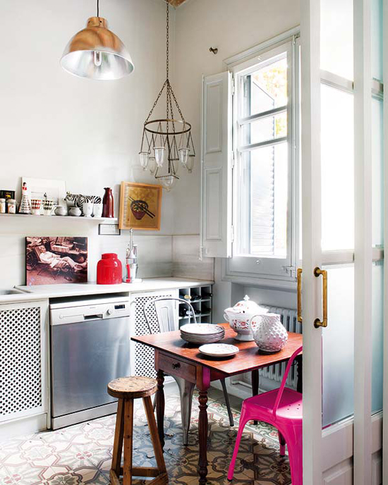 Eclectic Kitchen Design Ideas (7)