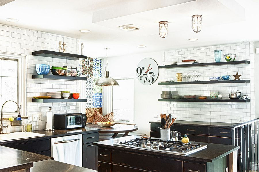 Eclectic Kitchen Design Ideas (9)