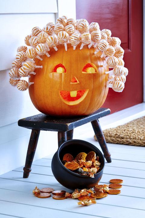 Lollipop-Pumpkins