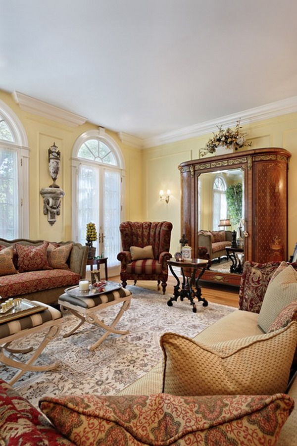 Pictures Of Interior Design Living Rooms: 31 Victorian Living Room Design Ideas