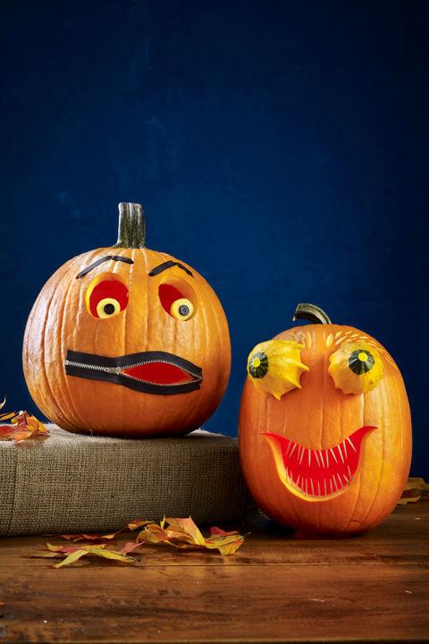 Zipper-Pumpkins