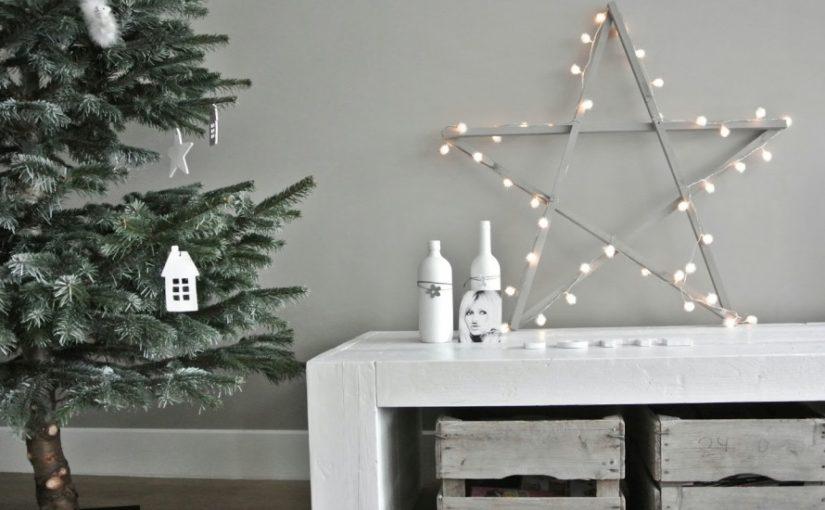 minimal-christmas decoration