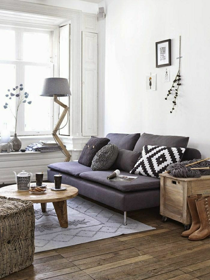 50 Small Living Room Ideas thewowdecor (45)