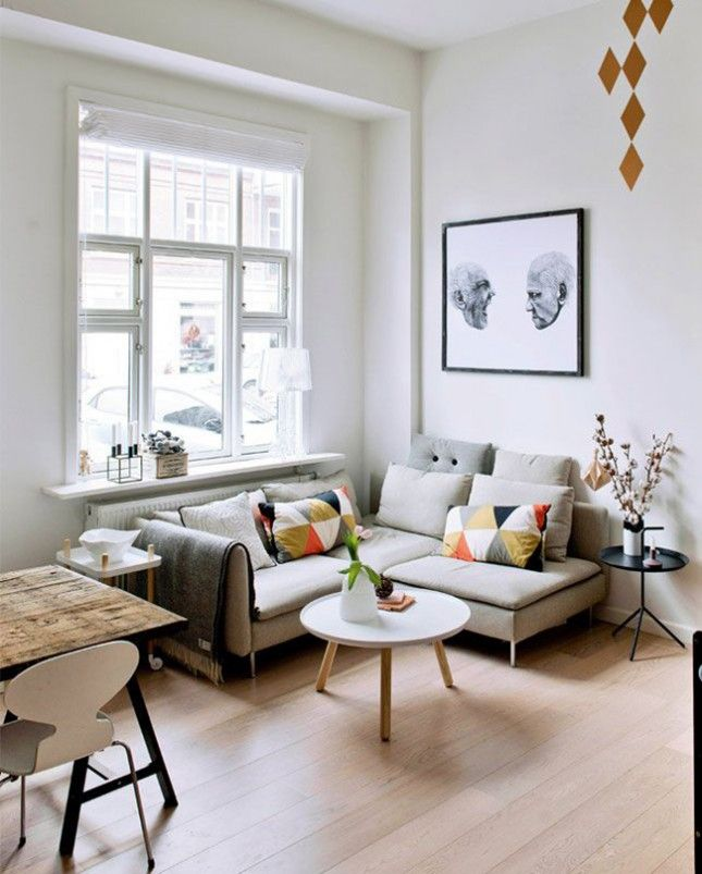 Decorating Small Living Room: 50 Small Living Room Ideas