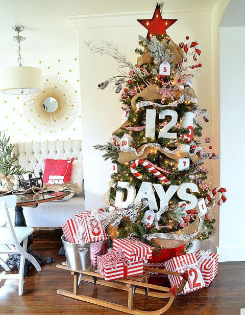 Best Decorated Christmas Trees 2017 (10)
