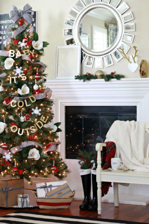Best Decorated Christmas Trees 2017 (11)