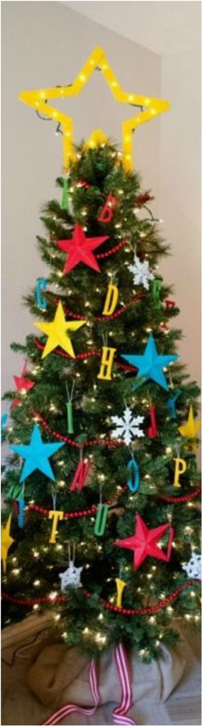 Best Decorated Christmas Trees 2017 (13)