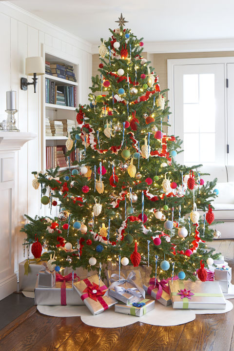 Best Decorated Christmas Trees 2017 (17)