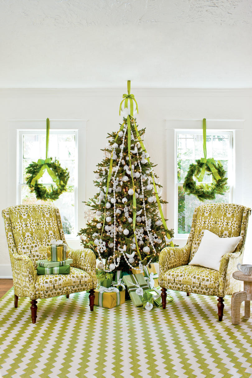 Best Decorated Christmas Trees 2017 (30)