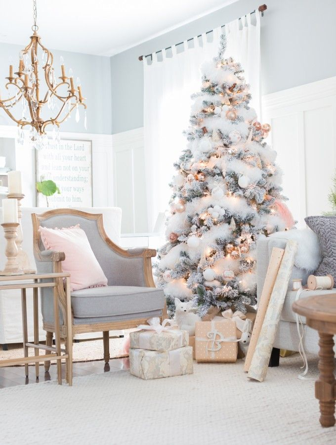 best decorated christmas trees 2017 31 - Pink Christmas Decorations