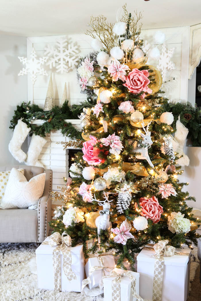 best decorated christmas trees 2017 4