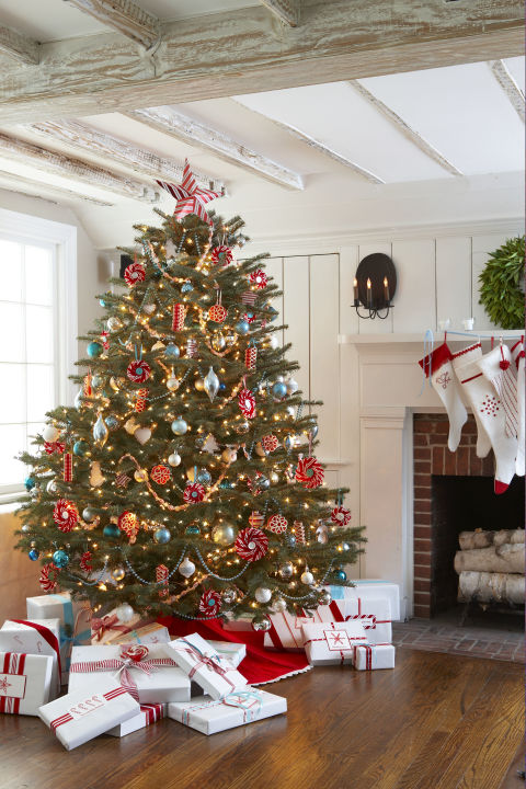Best Decorated Christmas Trees 2017 (5)
