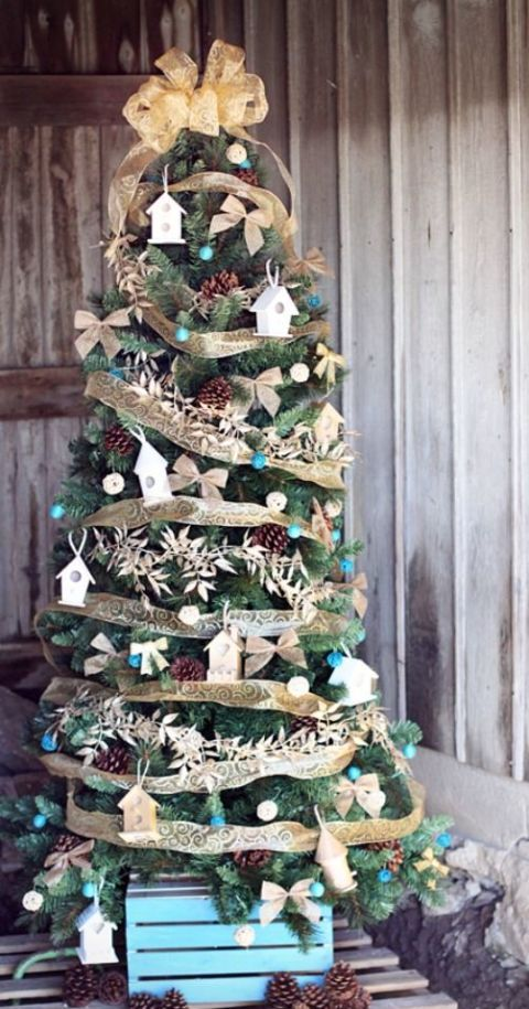 Best Decorated Christmas Trees 2017 (9)
