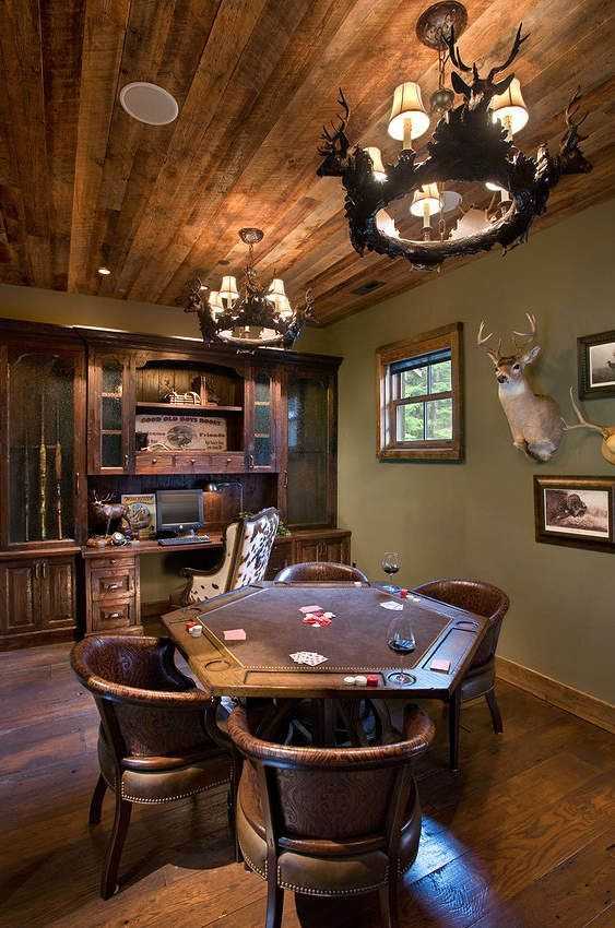 Best Man Cave Ideas To Get Inspired thewowdecor (18)