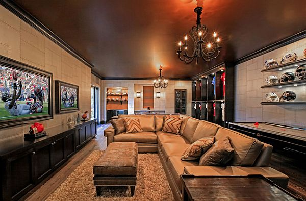 Best Man Cave Ideas To Get Inspired thewowdecor (19)