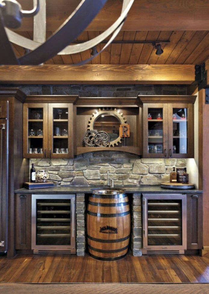 Best Man Cave Ideas To Get Inspired thewowdecor (21)