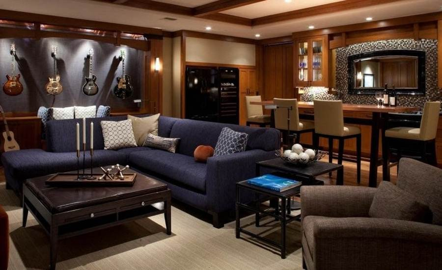 Best Man Cave Ideas To Get Inspired thewowdecor (7)