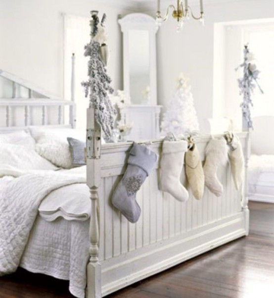 christmas bedroom decor ideas thewowdecor 7