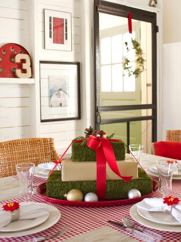 Christmas Centerpiece Decoration (1)