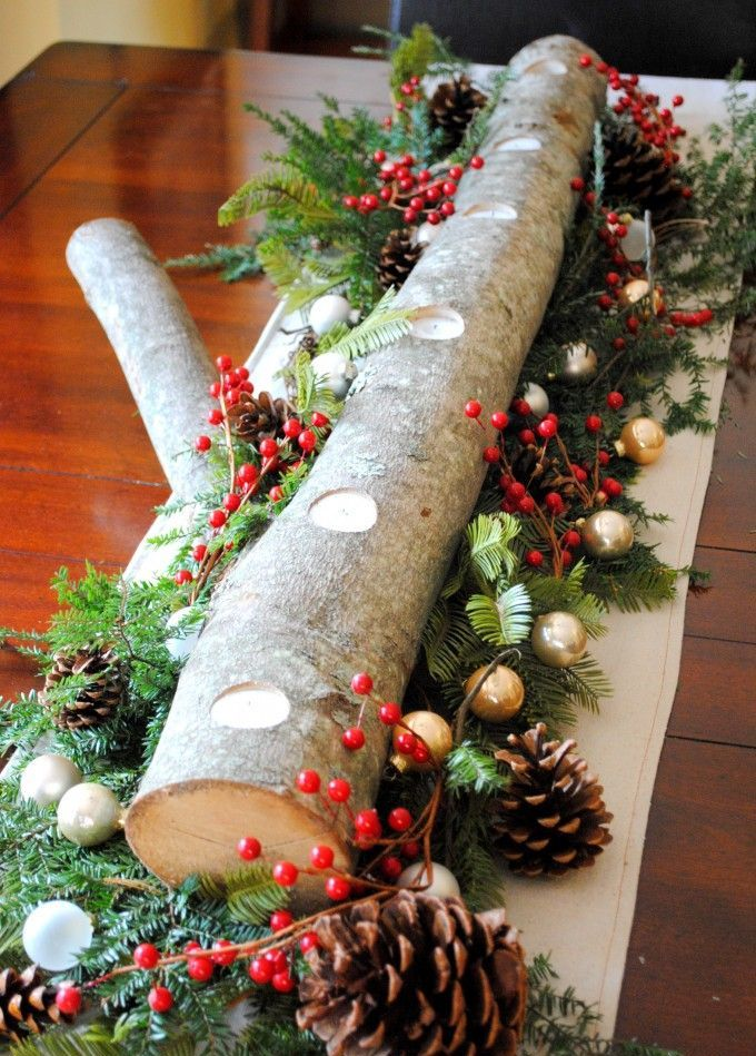 Christmas Centerpiece Decoration (2)