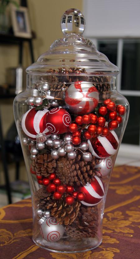Christmas Holiday Centerpiece
