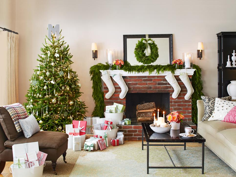 Christmas Living Room Decorating Ideas Decor 50 best christmas living room decor ideas