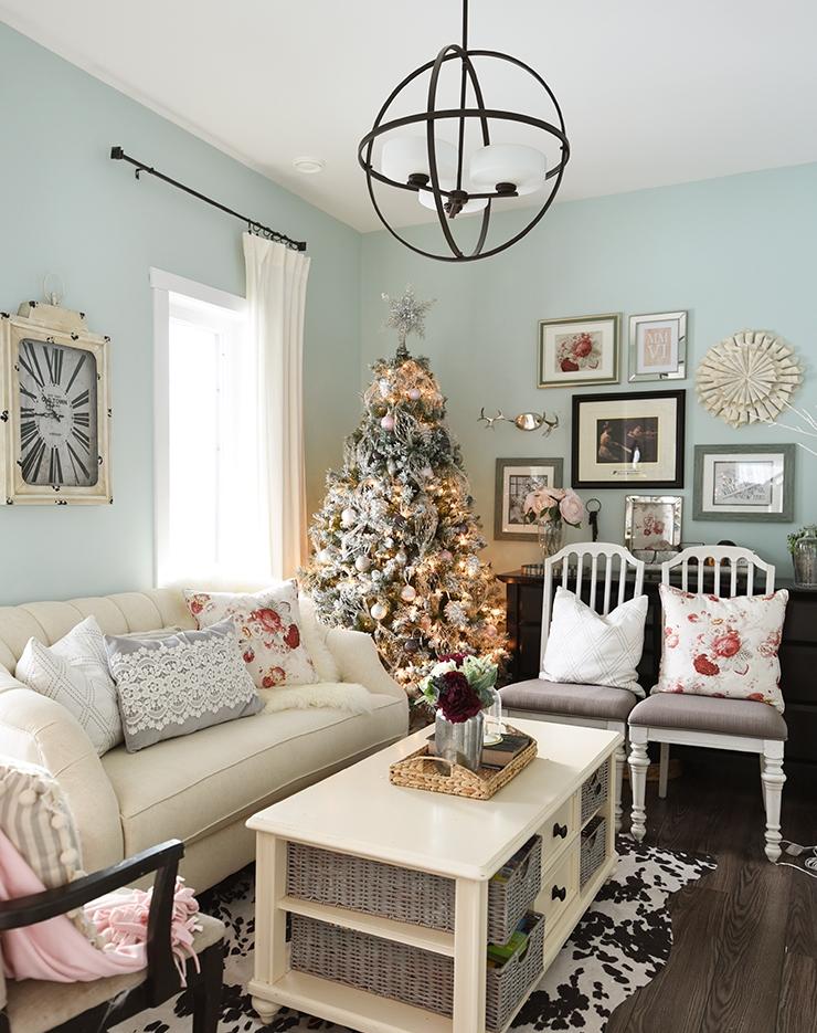 50 best christmas living room decor ideas for 50s living room ideas