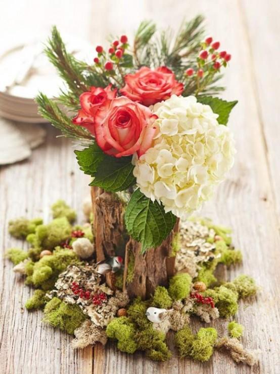 Christmas Table Centerpiece Ideas thewowdecor (14)