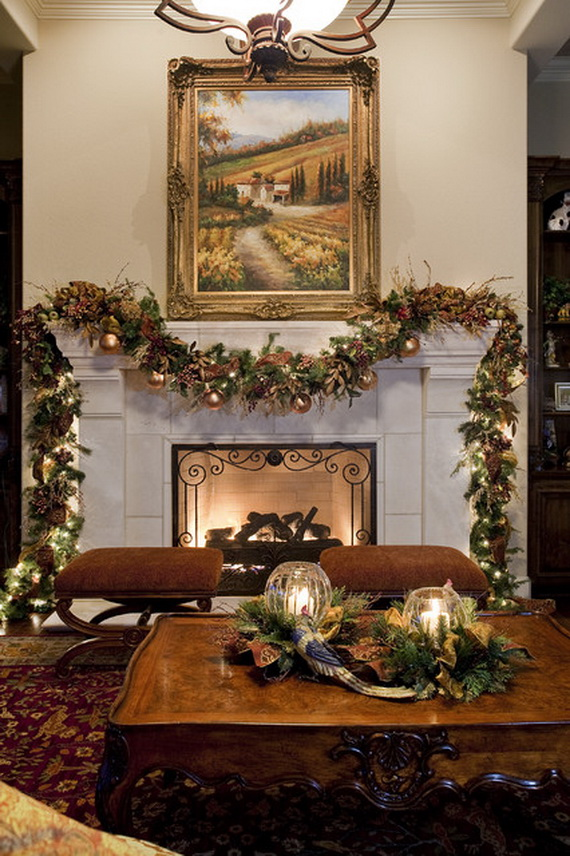 Christmas Table Centerpiece Ideas thewowdecor (30)