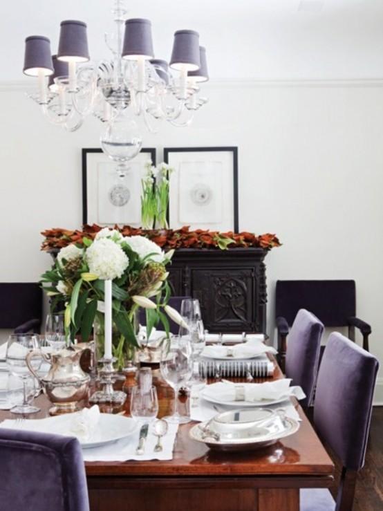 Christmas Table Centerpiece Ideas thewowdecor (5)