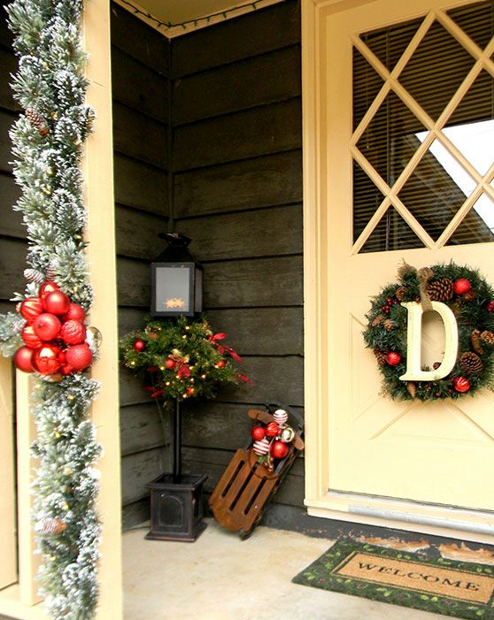 Country Christmas Decoration Ideas Thewowdecor