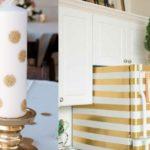 40 Gold Christmas Decoration Ideas