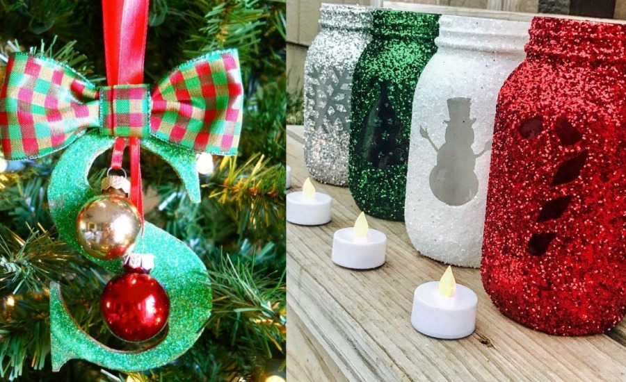 35 amazing homemade christmas decorations