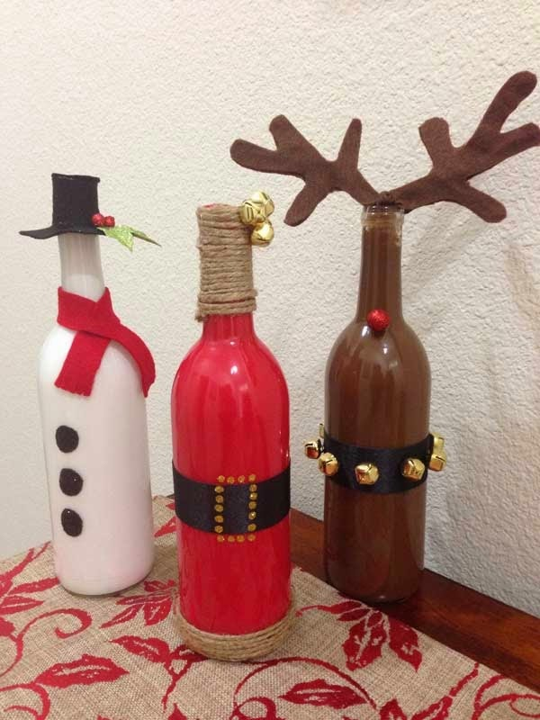 Homemade Christmas Decorations (10)