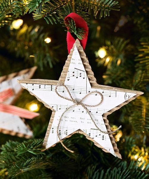 Homemade Christmas Decorations (8)