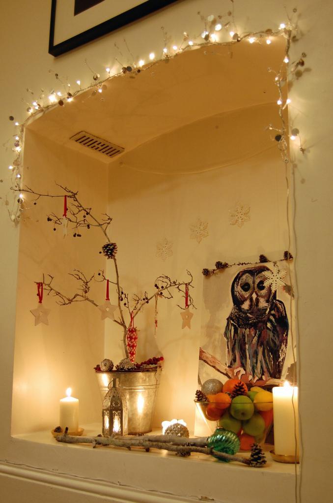 Homemade Christmas Decorations Idea