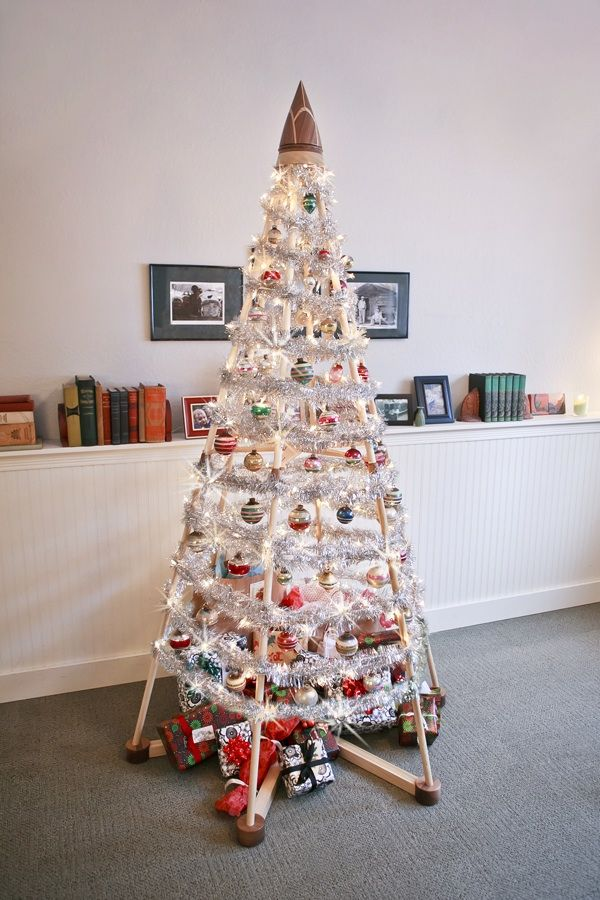 40 stunning modern christmas decoration ideas - Modern christmas tree ideas ...