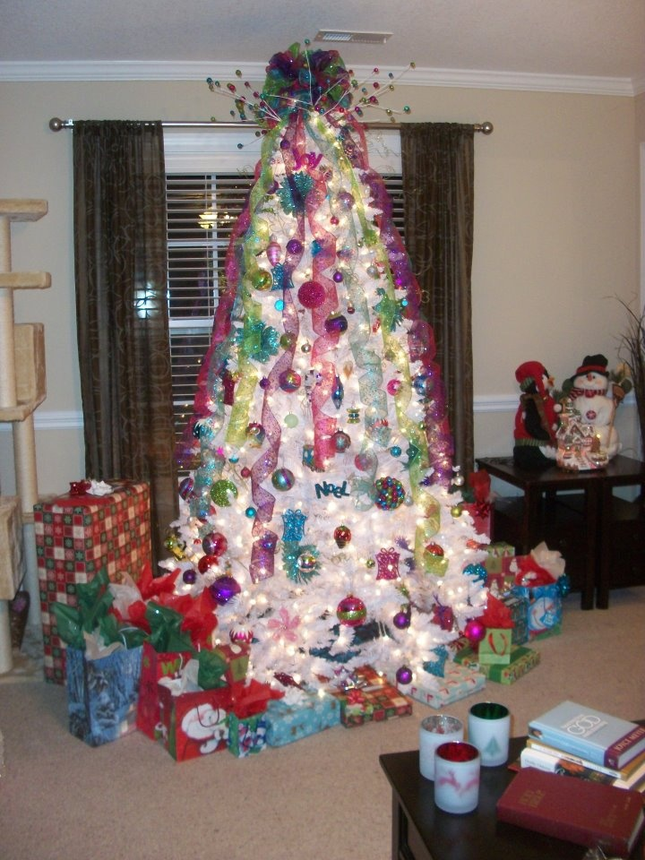 Modern Decorated Christmas Trees