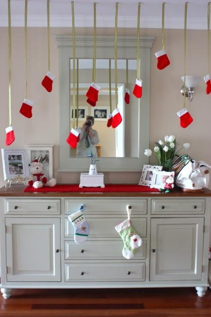Pinterest Kitchen Christmas Decorating Ideas
