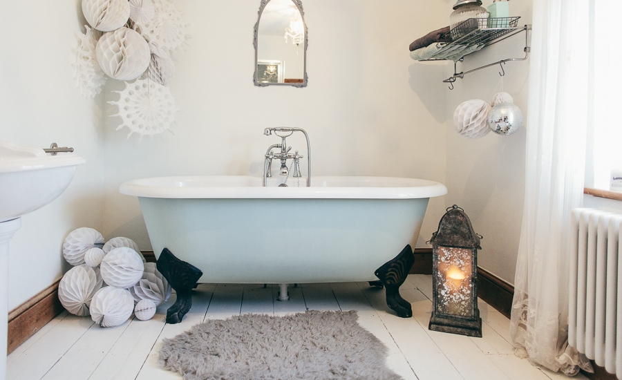 Bathroom Christmas Decoration Ideas (3)