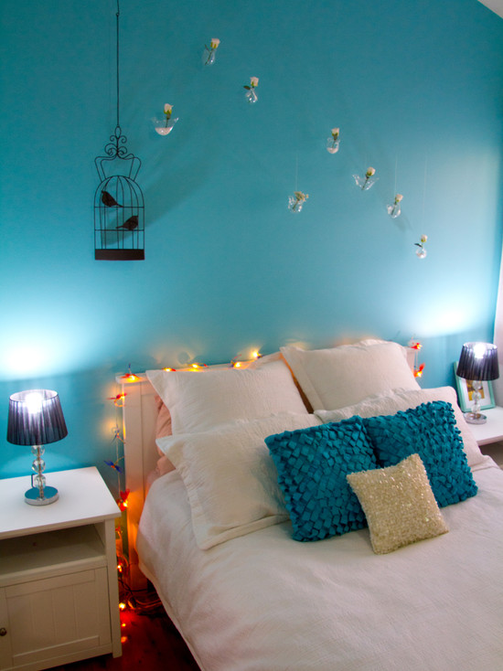Bedroom Christmas Decorations Ideas